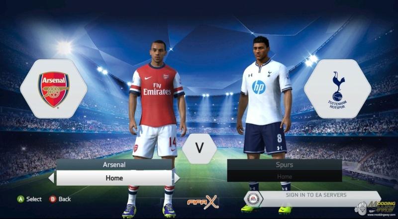 FIFA 14 MODDINGWAY MOD V 1.0.1 - ALL IN ONE H-wkjh10