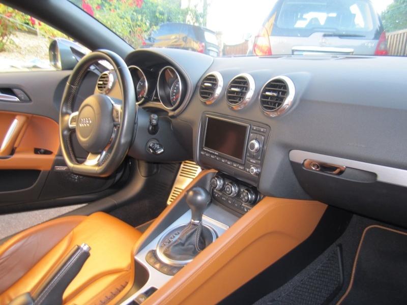 Audi TT roadster V6 S-Tronic S-Line Intari10