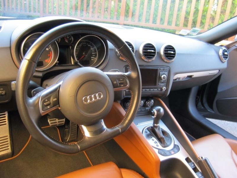 Audi TT roadster V6 S-Tronic S-Line Volant10
