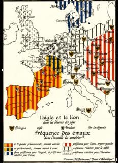 [Emaux, métaux et couleurs] Répartition géographique des associations d'émaux Herald10