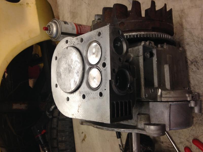 Briggs Stroker Build