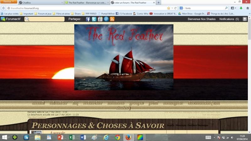 La page d'accueil et la bannière - esquisses Accuei11