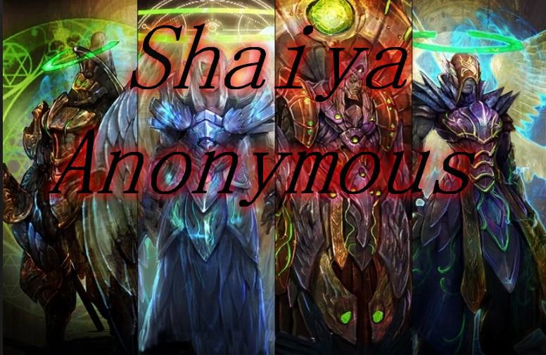 Shaiya Anonymous