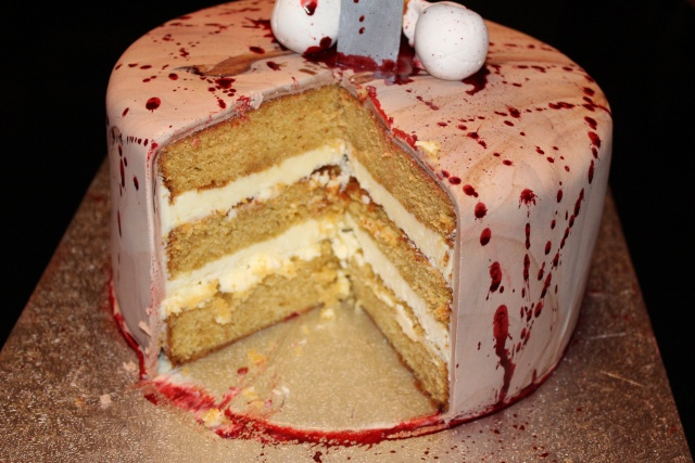Tarta de cumpleaños personalizada, por Crom!! Img_3410
