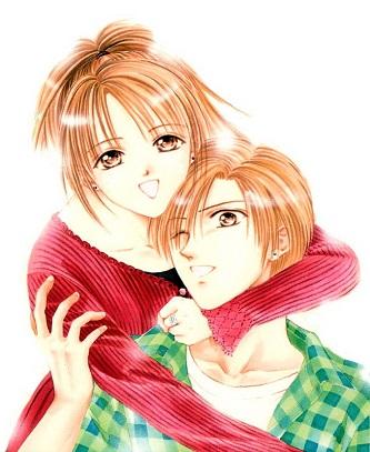 Bester Manga/Anime Aya11