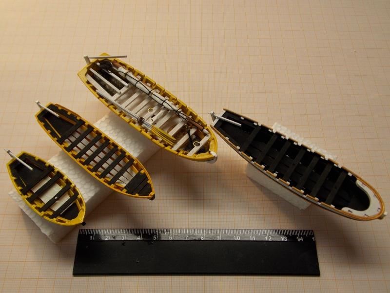 Bau der Victory in 1:84 von Admiral ENDRIK 11710
