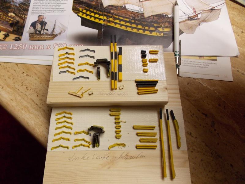 Bau der Victory in 1:84 von Admiral ENDRIK 12710