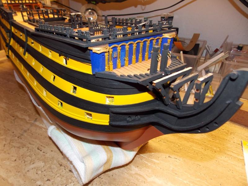 Bau der Victory in 1:84 von Admiral ENDRIK 13310