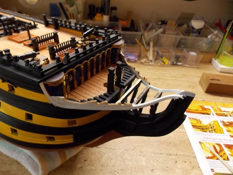 Bau der Victory in 1:84 von Admiral ENDRIK 13710
