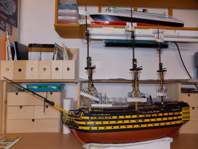 Bau der Victory in 1:84 von Admiral ENDRIK 19910