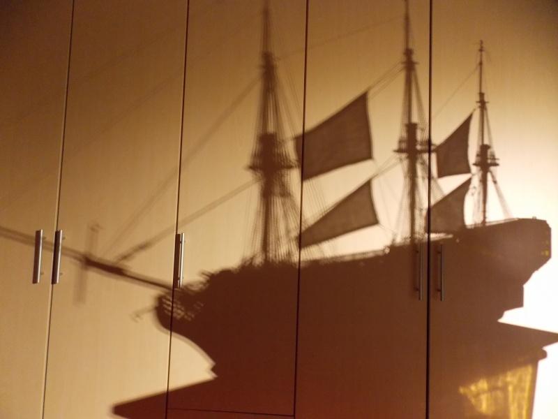 Bau der Victory in 1:84 von Admiral ENDRIK 22610