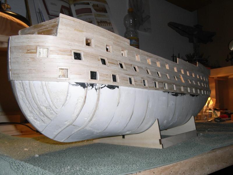 Bau der Victory in 1:84 von Admiral ENDRIK 2310