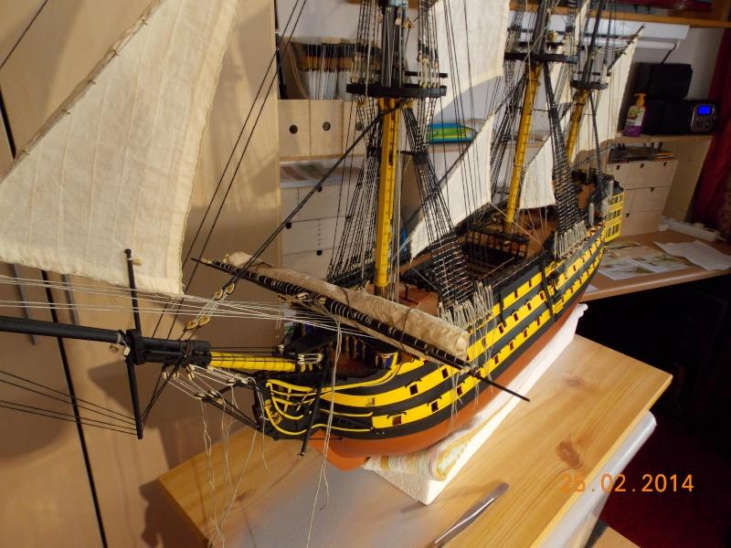 Bau der Victory in 1:84 von Admiral ENDRIK 24010