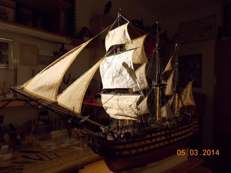 Bau der Victory in 1:84 von Admiral ENDRIK 25218