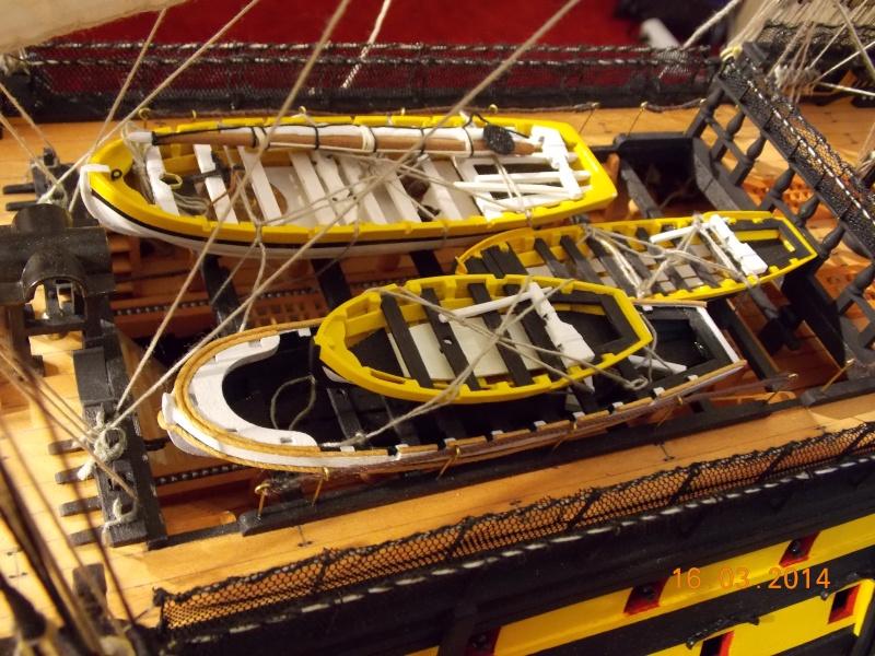 Bau der Victory in 1:84 von Admiral ENDRIK 27310