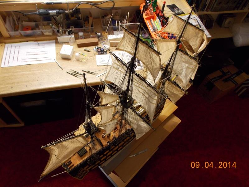 Bau der Victory in 1:84 von Admiral ENDRIK - Seite 4 30910
