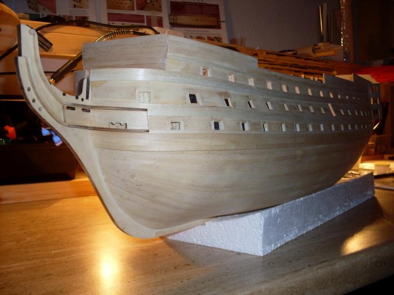 Bau der Victory in 1:84 von Admiral ENDRIK 3910