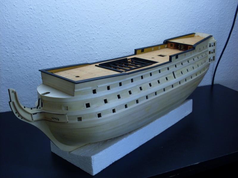 Bau der Victory in 1:84 von Admiral ENDRIK 8210