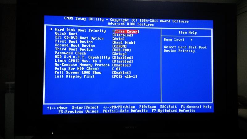 kernel panic pendant le chargement de mac (résolu) 210