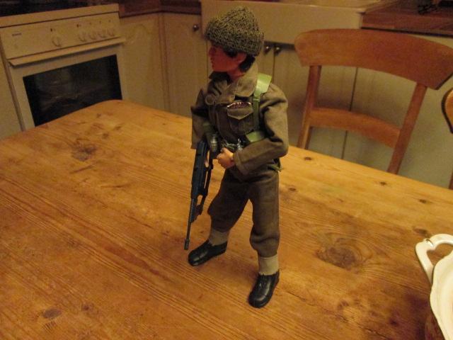 WW2 British commando  Img_1812