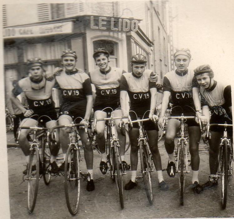 cadets CV 19eme année 1965 1962-b12