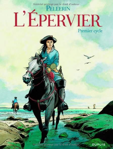 coup - Aventures et histoires de mer en BD : ce qui vaut le coup, ou pas Epervi10