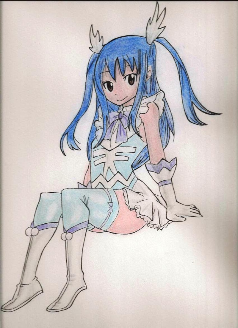 Mes dessins de Fairy Tail Wendy_11
