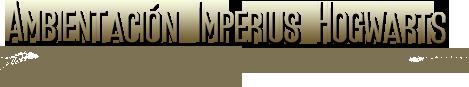 Imperius Hogwarts Confirmación { élite } Ambien10