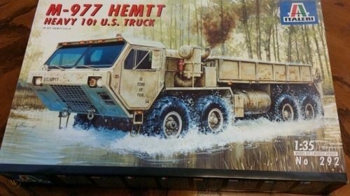 M-977 oshkosh truck (1/35 de ITALERI)---(FINI) 0292-i10