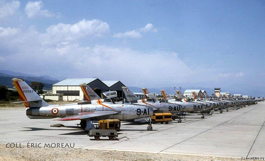 F-84F Thunderstreak (1/48 de HELLER) C4450d10
