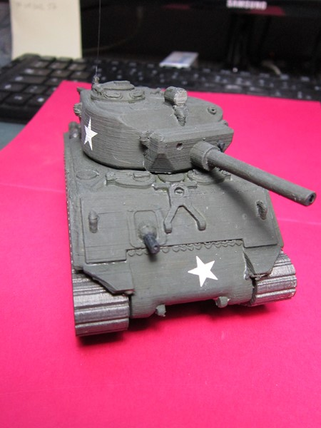 Sherman au 48 impression 3D Img_0145