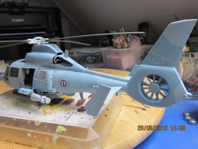 SA.365F/AS.565SA Dauphin II (1/48° de Kitty Hawk) Img_7116