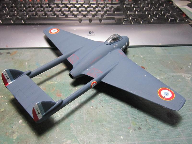 D.H Vampire A5(1/48 de classic airframes) Img_7526