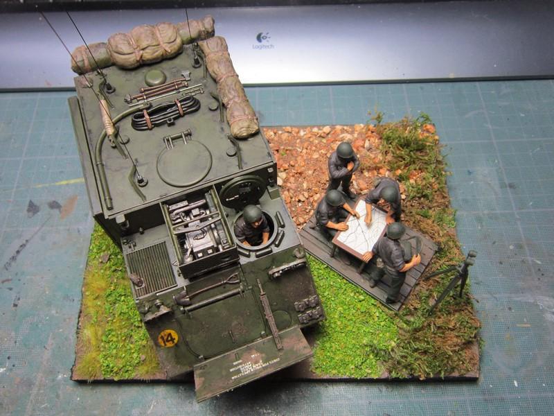 M577 armoured command post car (1/35 de Tamiya) voila le Dio Img_7748