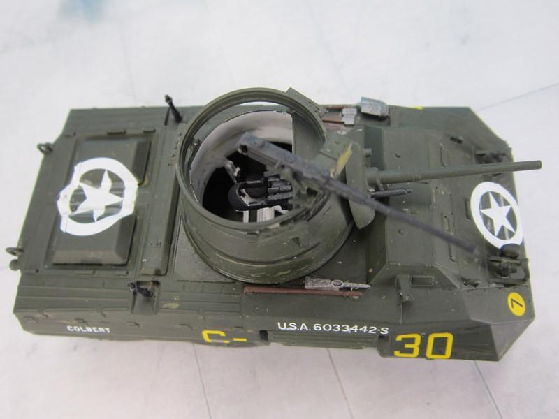 "Us M8 light armored car ""Greyhound"" 48° de tamiya Img_8537"