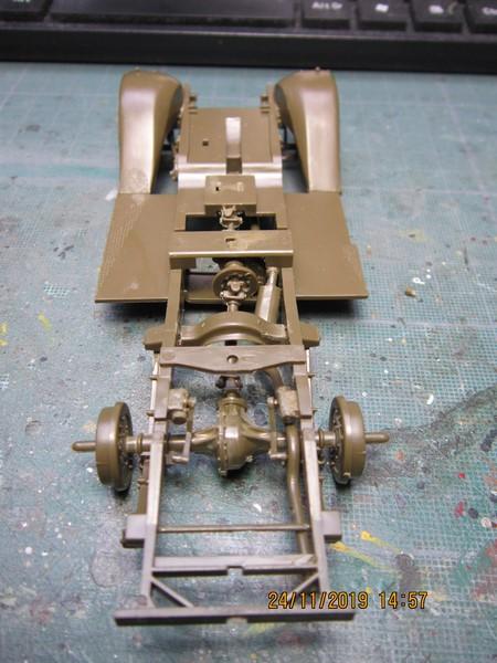 M3A1 Scout Car 1/35 de ITALERI  (Fini) Img_8921