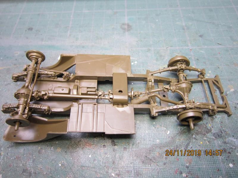 M3A1 Scout Car 1/35 de ITALERI  (Fini) Img_8922