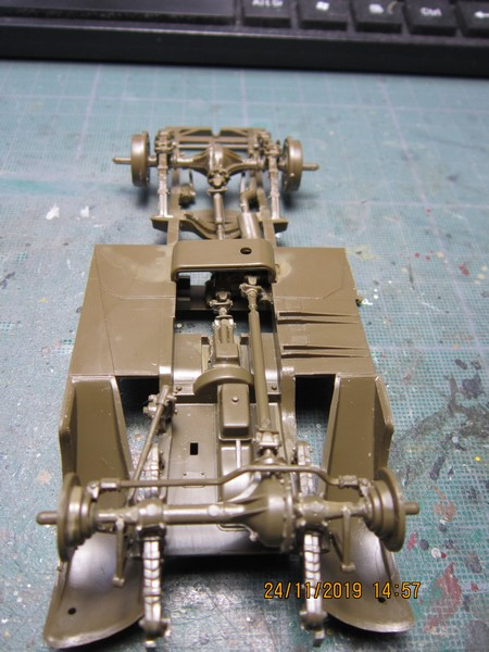 M3A1 Scout Car 1/35 de ITALERI  (Fini) Img_8924
