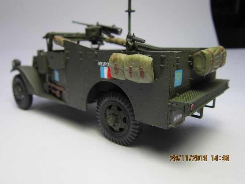 M3A1 Scout Car 1/35 de ITALERI  (Fini) Img_8941