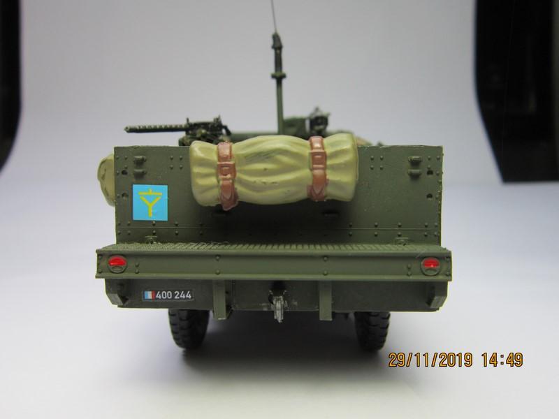 M3A1 Scout Car 1/35 de ITALERI  (Fini) Img_8943