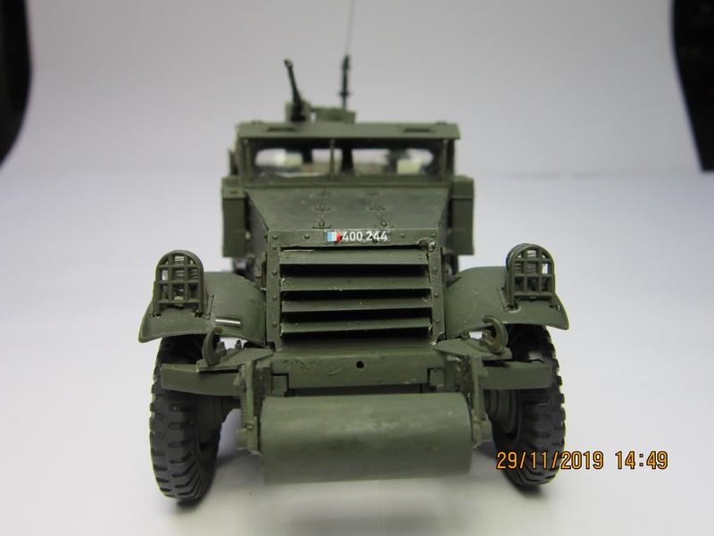 M3A1 Scout Car 1/35 de ITALERI  (Fini) Img_8946