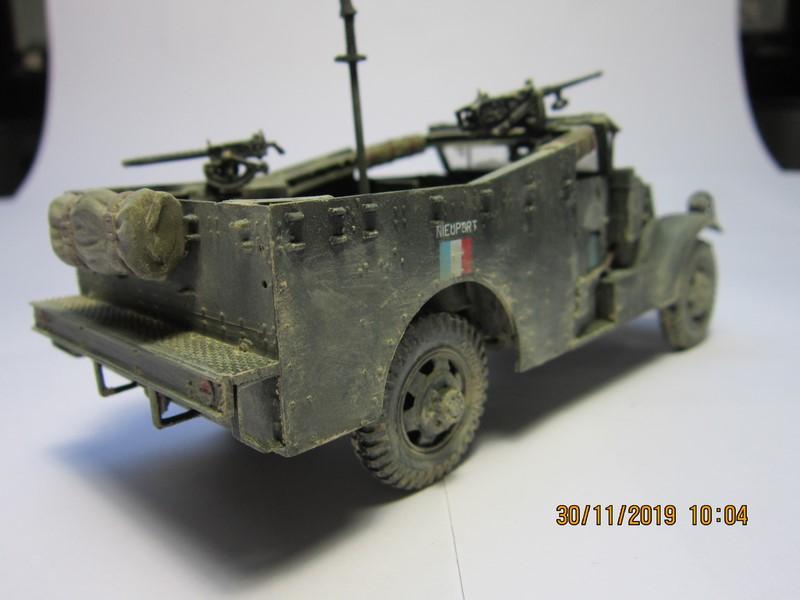 M3A1 Scout Car 1/35 de ITALERI  (Fini) Img_8947