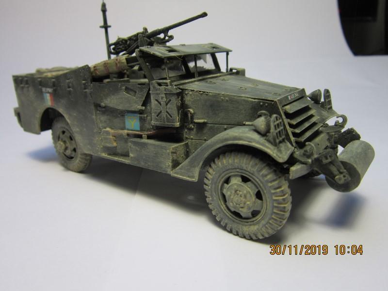 M3A1 Scout Car 1/35 de ITALERI  (Fini) Img_8949