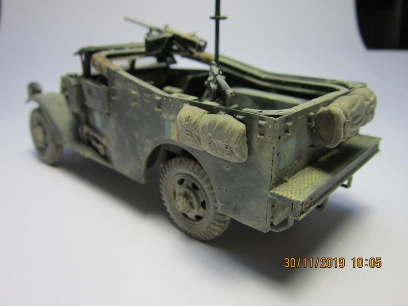 M3A1 Scout Car 1/35 de ITALERI  (Fini) Img_8950