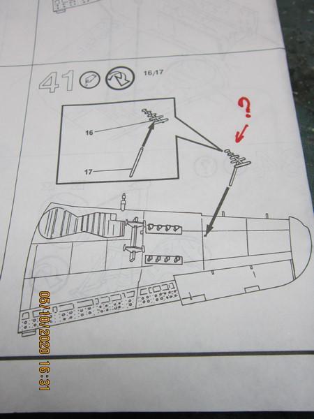 Curtiss SB2C-(4) 5 Helldiver au 48 de revell (fini) Img_9737