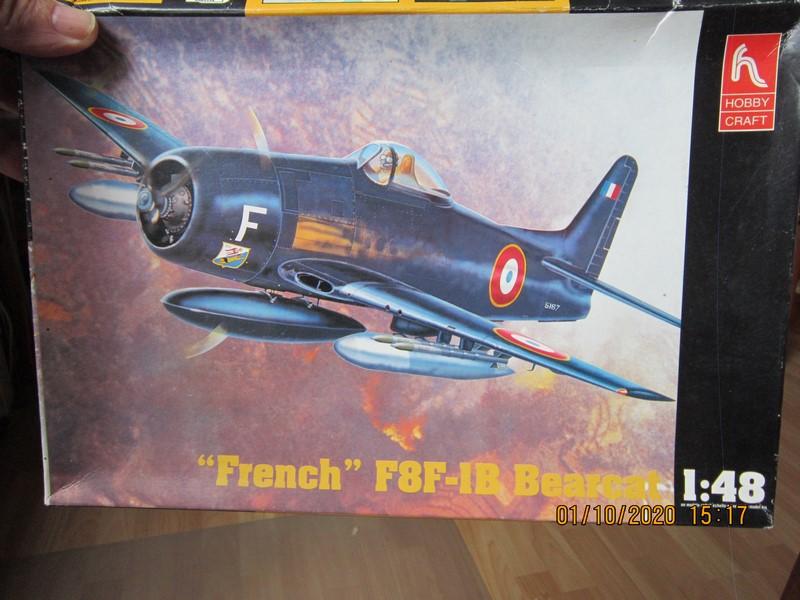 F8F-1B  bearcat au 48 de Hobby craft (le dernier de l'indo) (Fini) Img_9755