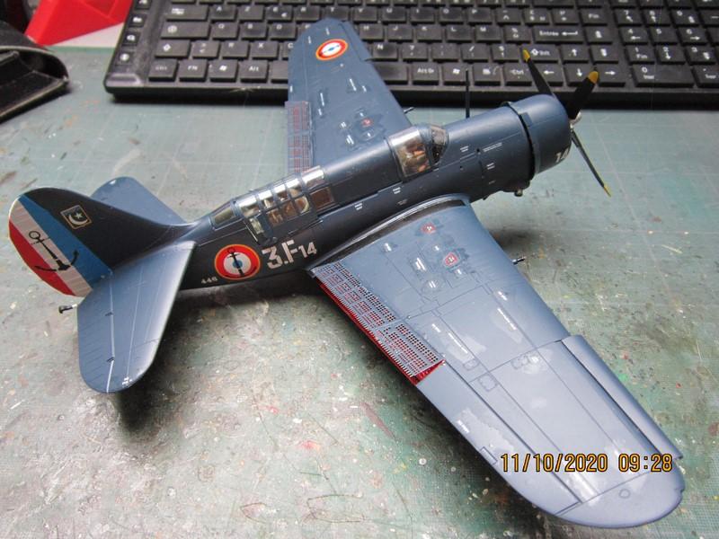 Curtiss SB2C-(4) 5 Helldiver au 48 de revell (fini) - Page 3 Img_9812