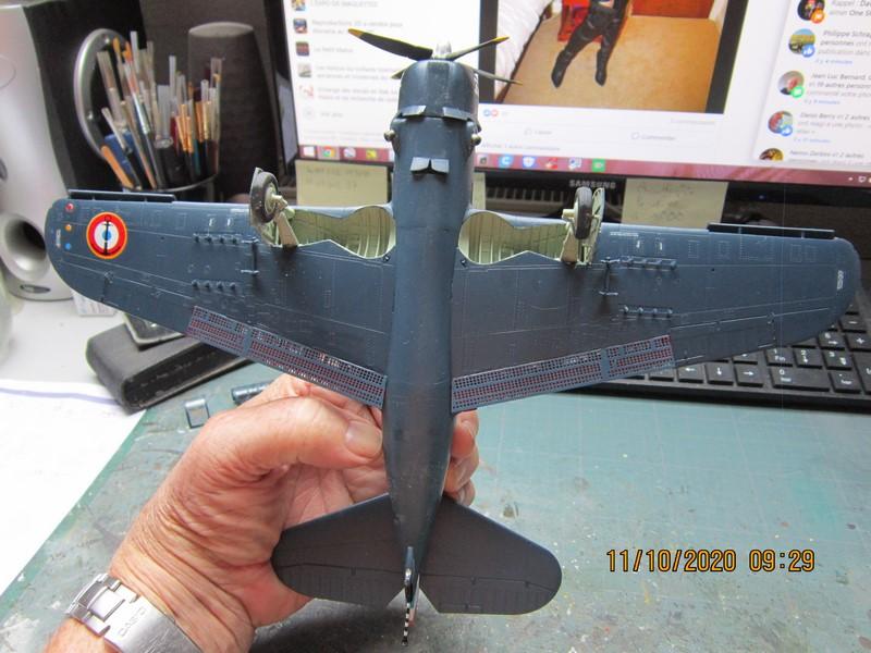 Curtiss SB2C-(4) 5 Helldiver au 48 de revell (fini) - Page 3 Img_9813