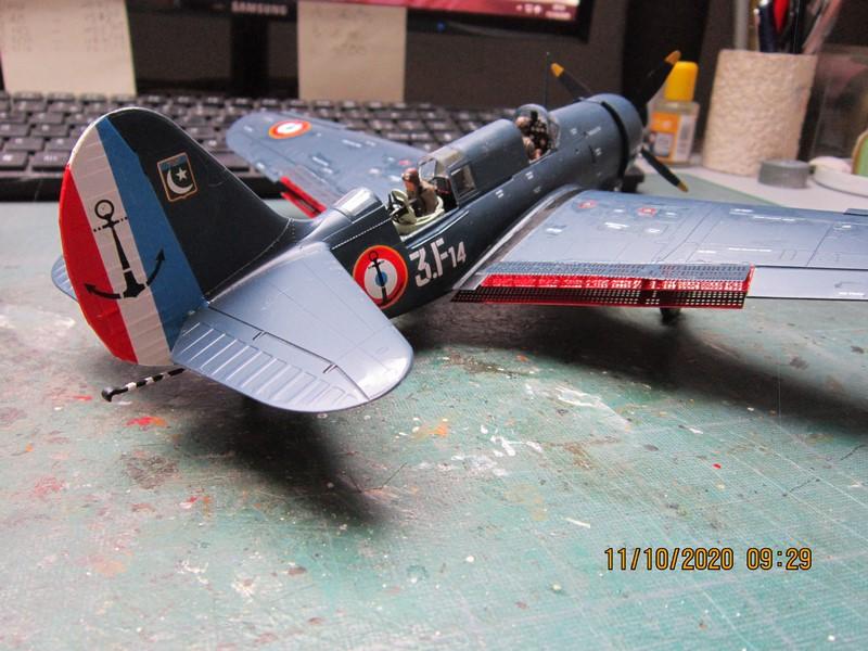 Curtiss SB2C-(4) 5 Helldiver au 48 de revell (fini) - Page 3 Img_9814