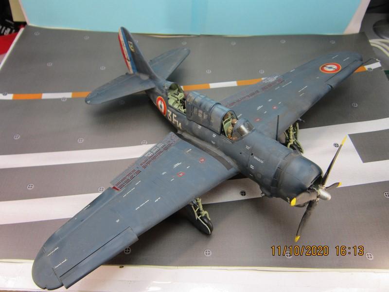 Curtiss SB2C-(4) 5 Helldiver au 48 de revell (fini) - Page 3 Img_9815